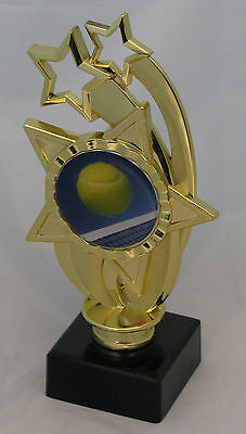 Tennis Raising Star Trophy Engraved FREE