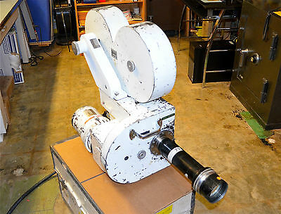 Photo Sonics 10A 70mm Motion Picture Camera w/Mag, Motors, controls & cables