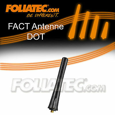 Foliatec Fact Antenne Dot Schwarz 34667