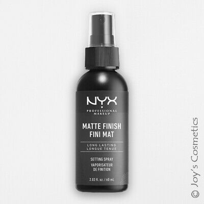 "1 NYX Makeup Setting Spray ""MSS01"" Matte Finish (Long Lasting) *Joy's cosmetics*"