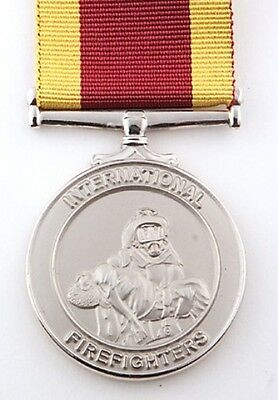 International Fire Fighters Medal