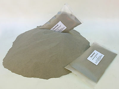 Air Eraser Abrasive / Sand Blaster 220 Grit (1 Kilo Bulk Pack) - Great Deal!