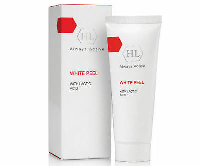 HOLY LAND  WHITE PEEL  with Lactic Acid , 70 ml+ samples
