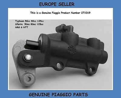PIAGGIO TYPHOON 50cc 80 cc 125cc MASTER CYLINDER FOR FRONT BRAKE