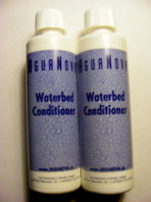 Waterbed Conditioner Two Years Supply 2 Large Bottles - FREE POSTAGE