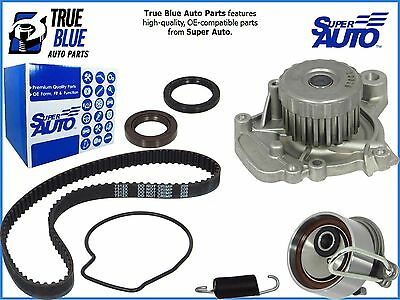 Super Auto TWPHD06 Engine Timing Belt Kit With Water Pump And Seals Set