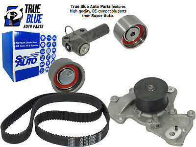 Super Auto TWPHY01 Engine Timing Belt Kit With Water Pump And Seals Set