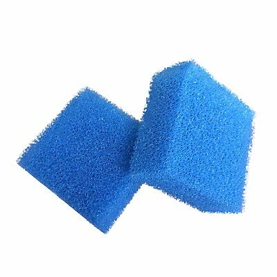 2 x Compatible Coarse Foam Filter Pads Suitable For Juwel Compact / BioFlow 3.0