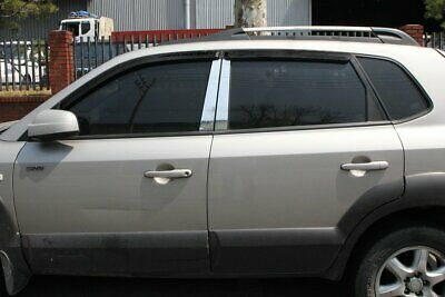 For Hyundai Tucson 2004 - 2010 Wind Deflectors Set - 5 door (4 pieces)