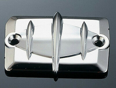 Master cylinder Cover-Tech Glide-Motorcycle-Custom Bikes-Trikes-Yamaha Virago