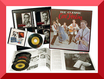 Carl Perkins ,  The Classic ( Box 5 CD + Booklet )