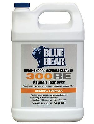 Bean-e-Doo Asphalt Cleaner 300RE- 1 Gallon Jug /  Bean E Doo / Franmar Chemical