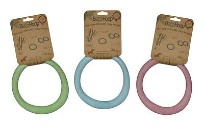 BEco Hoop Natural Eco friendly Dog toy
