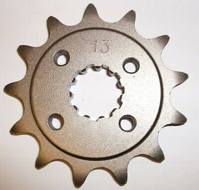 Honda CRF250L crf 250 l 250L 250M 13t Tooth front sprocket to fit  2012 - 2018