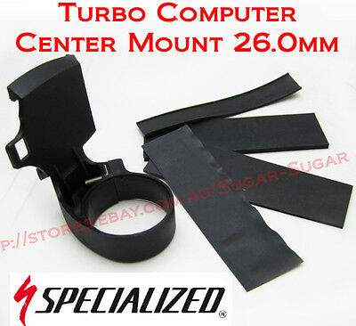 - New - Specialized Turbo Computer Center Mount 26.0mm