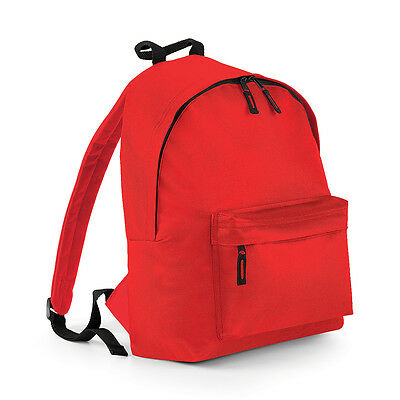 BagBase Junior Fashion Backpack All Colours & Sizes