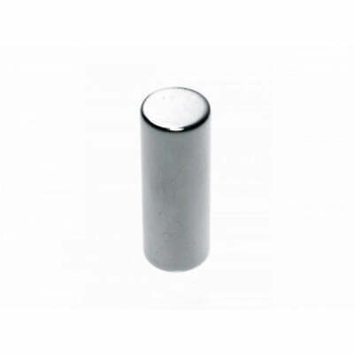 2x Strong Rare Earth Cylinder Magnets 12.7mm x 25.4mm N45Neodymium Rod