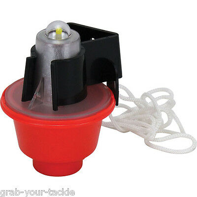Lifebuoy Light Water Activated Floating Light & Mounting Bracket Solas Approved
