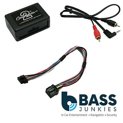 ford aux input adapter interface in car stereo 4050 5000. Black Bedroom Furniture Sets. Home Design Ideas