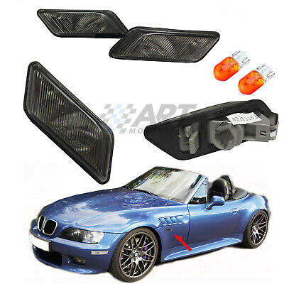Intermitentes Laterales Oscurecidos Side Repeaters Clignotants Indicatori Bmw Z3