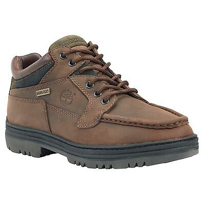 Timberland Mens Icon Chukka Gore-Tex Waterproof Leather Boots / Shoes 37042