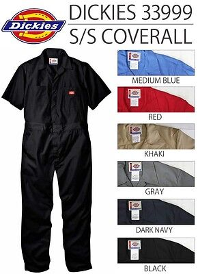 Dickies - 33999 Short Sleeve Coverall