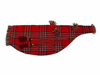 Cover aus Tartanstoff für Great Highland Bagpipes Bagpipe Cover Dudelsack Bezug