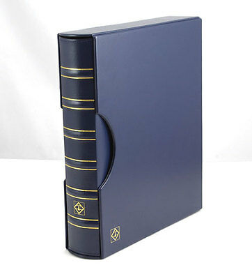 Lighthouse Grande Binder with matching Slipcase BLUE
