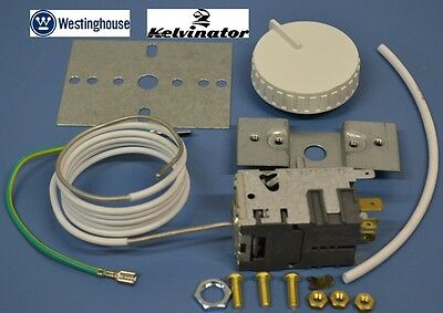 Kelvinator Westinghouse Fridge Thermostat Cycle Defrost Kit Genuine (5371269)