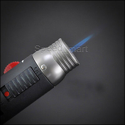 Refillable Pencil Jet Torch Butane Gas Lighter for Camping Welding Soldering