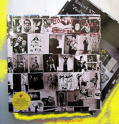Rolling Stones . Exile on Main St. ( Box_Limited Edition_2CD_2LP_DVD_Booklet )
