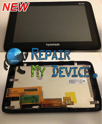 TomTom 1000 Original LCD screen and Touch Screens Digitizer