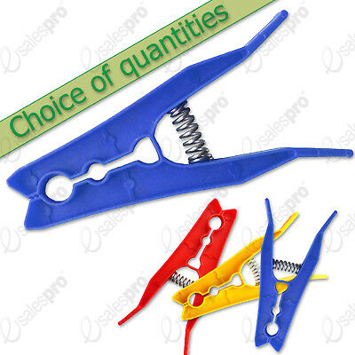 Clothes storm pegs plastic great value airer dryer washing line pegs