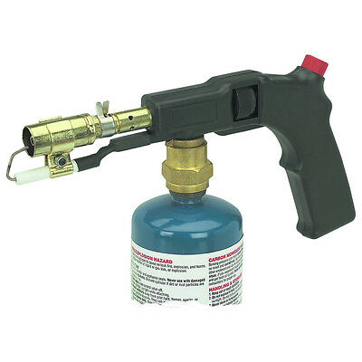Heat Shrink Torch Self Igniting Ignite Trigger Pencil Flame Propane Heavy Duty