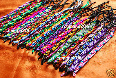 LOT of 1000 Friendship Bracelets FREE  SHIPPING TO USA **NICE COLORS**