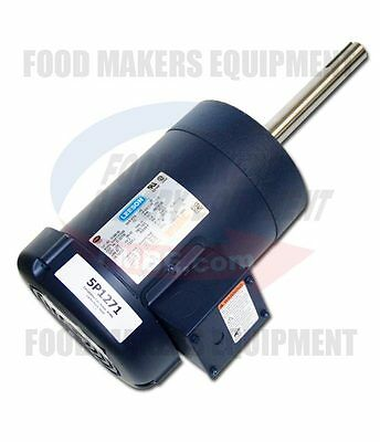 Lucks 01-207780 R20G Rack Oven Circulation Fan Motor