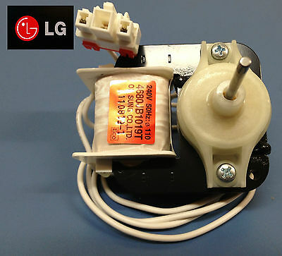 Lg Refrigerator Freezer Fan Motor Genuine (4680Jb1019T)