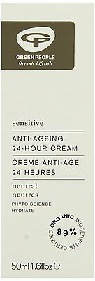 Green People No Scent 24 Hour Cream 50ml
