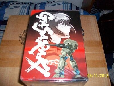 THE ANIMATED SERIES GASARAKI COLLECTION BRAND NEW & FACTORY SEALED! 8 VOLUMES!!!