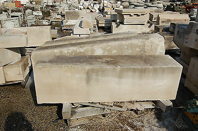 Huge Piece Of Antique Limestone,garden Landscape Make Great Benches