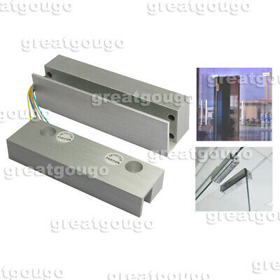 Time Delay Bolt Strike Door Lock Electric Drop with Key Fail Secure NO Signal