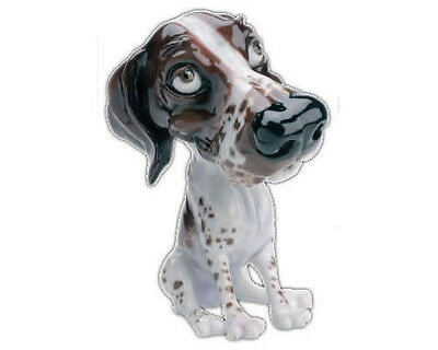 Sid the Pointer Dog Figurine/Statue - Little Paws Collection