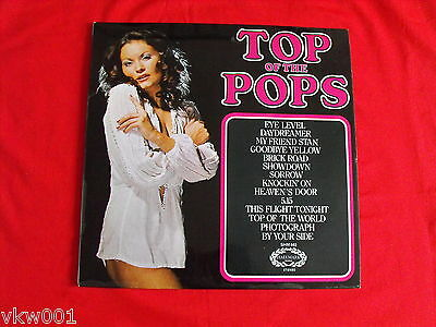 TOP OF THE POPS Vol 34 SHM840 Model on Cover YEAR 1973