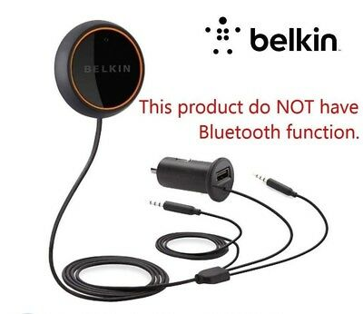 Belkin AirCast Connect AUX Air Cast CarAudio Car Audio Handsfree HTC Nokia LG