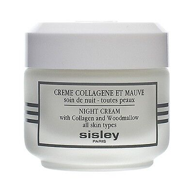 1 PC Sisley Night Cream with Collagen & Woodmallow 1.6oz,50ml Skincare Firming
