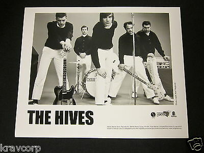 The Hives—2002 Publicity Photo