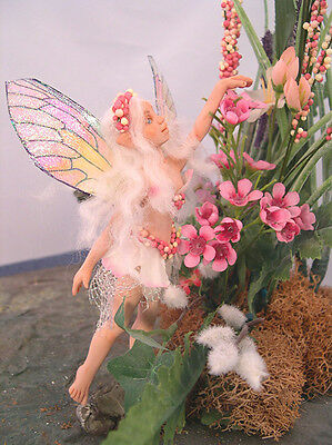 4.5 In.. Fairy Sprite Doll Push Mold for Polymer Clay