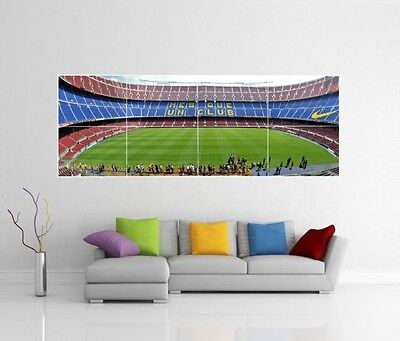 Barcelona Camp Nou Giant Wall Art Print Picture Photo Poster J46