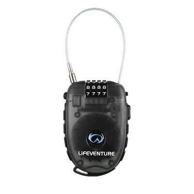 Lifeventure Cable Lock for rucksacks/skis/bikes etc