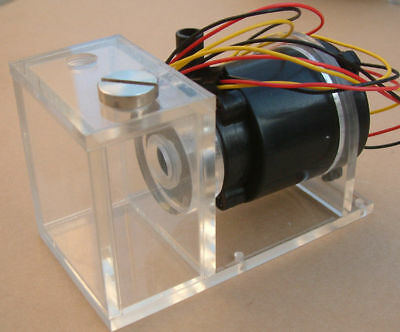 New Liquid Water Cooled Pump Water Cooling 12VDC for CPU CO2 Laser